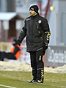 27/11/2010   Copyright  Pic : James Stewart.sct_jsp020_hamilton_v_st_mirren  .::  ST MIRREN MANAGER DANNY LENNON ::.James Stewart Photography 19 Carronlea Drive, Falkirk. FK2 8DN      Vat Reg No. 607 6932 25.Telephone      : +44 (0)1324 570291 .Mobile              : +44 (0)7721 416997.E-mail  :  jim@jspa.co.uk.If you require further information then contact Jim Stewart on any of the numbers above.........