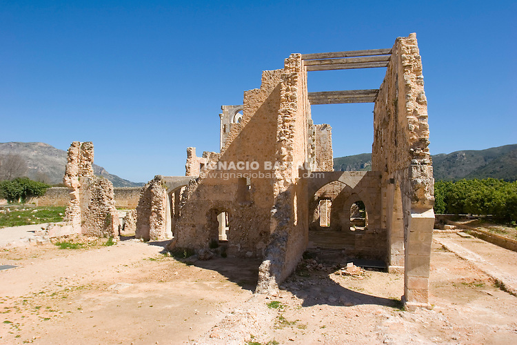 Real Monasterio De Santa Maria De La Valldigna Ignacio Baixauli