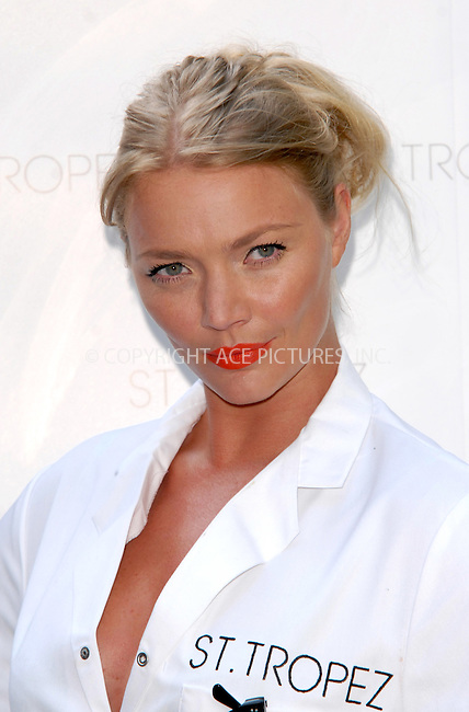 WWW.ACEPIXS.COM . . . . .  ..... . . . . US SALES ONLY . . . . .....April 22 2009, London....Jodie Kidd at a photocall to promote the new St.Tropez Aromaguard tanning technology in London....Please byline: FAMOUS-ACE PICTURES... . . . .  ....Ace Pictures, Inc:  ..tel: (212) 243 8787 or (646) 769 0430..e-mail: info@acepixs.com..web: http://www.acepixs.com
