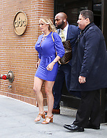 APR 17 Stormy Daniels Seen In NYC