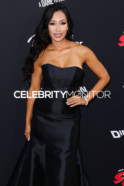 HOLLYWOOD, LOS ANGELES, CA, USA - AUGUST 19: Kea Ho at the Los Angeles Premiere Of Dimension Films' 'Sin City: A Dame To Kill For' held at the TCL Chinese Theatre on August 19, 2014 in Hollywood, Los Angeles, California, United States. (Photo by Xavier Collin/Celebrity Monitor)