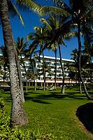 Keauhou Beach Resort, North Kona, the Big Island of Hawaii