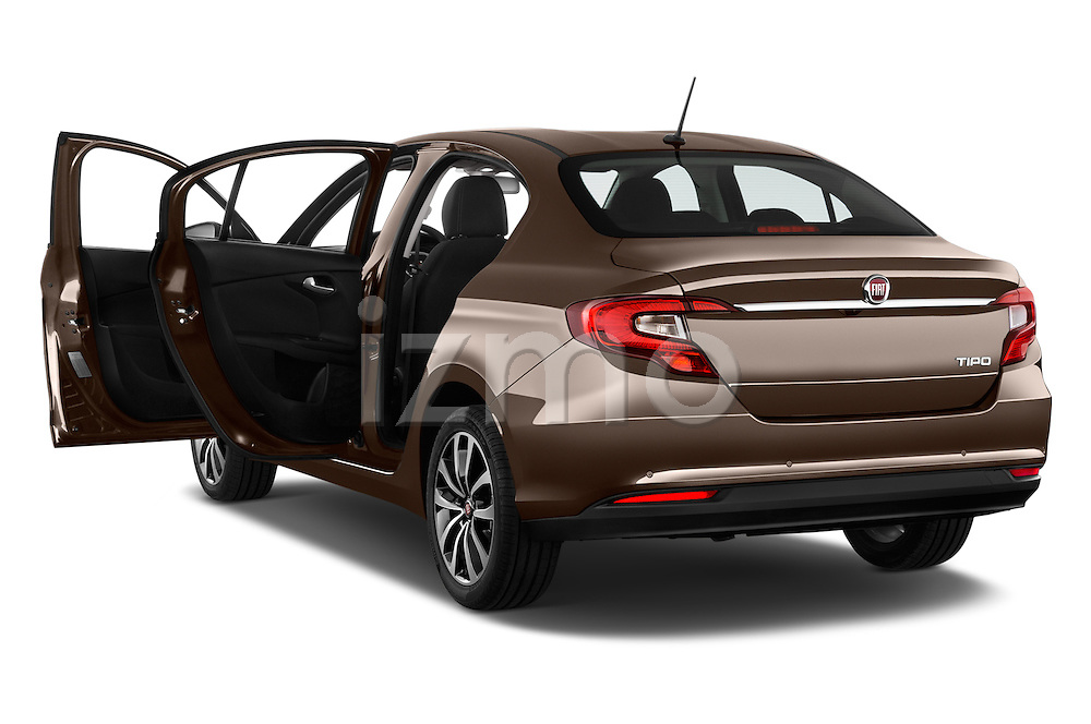 Car images of 2016 Fiat Tipo Easy 4 Door Sedan Doors