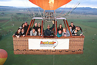 20130427 April 27 Hot Air Balloon Gold Coast