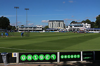 General view of the ground ahead of Essex CCC vs West Indies, Tourist Match Cricket at The Cloudfm County Ground on 1st August 2017
