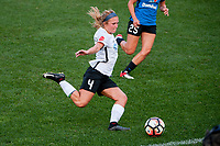 Kansas City, MO - Sunday September 3, 2017: Cassidy Benintente during a regular season National Women's Soccer League (NWSL) match between FC Kansas City and Sky Blue FC at Children's Mercy Victory Field.