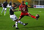Envigado venció como visitante 2-1 a Fortaleza. Fecha 12 Liga Águila II-2016.