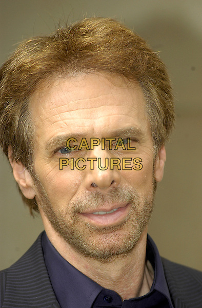 "JERRY BRUCKHEIMER.Press Junket for ""Pirates Of The Caribbean: Dead Man's Chest"" at The Dorchester, London, UK..July 5th, 2006.Ref: IA.headshot portrait stubble facial hair.www.capitalpictures.com.sales@capitalpictures.com.©Capital Pictures"