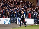 Gordon Strachan celebrates goal