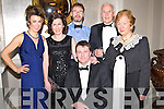 Pictured at the gala ball at the South Pole weekend in the Malton hotel, Killarney on Saturday night were Niall McDonnell, Grainne Slattery, Catherine McDonnell, John Slattery with Brendan and Betty Smith.