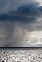 Stormclouds over Vestfjord, Arctic Norway