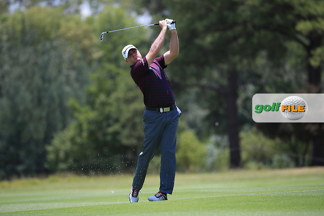 Graeme Storm (ENG) in action during Round Three of the 2016 BMW SA Open hosted by City of Ekurhuleni, played at the Glendower Golf Club, Gauteng, Johannesburg, South Africa.  09/01/2016. Picture: Golffile | David Lloyd<br /> <br /> All photos usage must carry mandatory copyright credit (&copy; Golffile | David Lloyd)