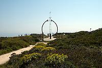 Italia, Isole Tremiti.<br /> Isola di San Nicola, il cimitero dei deportati libici.<br /> Italy, Tremiti islands.<br /> San Nicola island, the Libyan deported cemetery.
