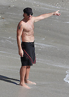 Jon Bon Jovi enjoys family vacation in Saint Barths