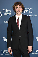 Josh Whitehead<br /> arriving for the 2018 IWC Schaffhausen Gala Dinner in Honour of the BFI at the Electric Light Station, London<br /> <br /> ©Ash Knotek  D3437  09/10/2018