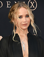 "04 June 2019 - Hollywood, California - Jennifer Lawrence. ""Dark Phoenix"" Los Angeles Premiere held at TCL Chinese Theatre. <br /> CAP/ADM/BT<br /> ©BT/ADM/Capital Pictures"