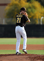 Ethan Elliott - San Diego Padres 2020 spring training (Bill Mitchell)