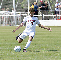 Bud Sullins/Special to Siloam Sunday<br /> Former Siloam Springs boys soccer standout Eli Jackson will represent the West All-Stars on Friday in the annual Arkansas High School Coaches Association All-Star Boys Soccer Game at Estes Stadium on the campus of the University of Central Arkansas in Conway.