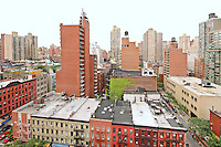 Roof View at 300 East 85th Street