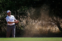 Richard Sterne (RSA) on the 18th during the 3rd round at the Nedbank Golf Challenge hosted by Gary Player,  Gary Player country Club, Sun City, Rustenburg, South Africa. 10/11/2018 <br /> Picture: Golffile | Tyrone Winfield<br /> <br /> <br /> All photo usage must carry mandatory copyright credit (&copy; Golffile | Tyrone Winfield)