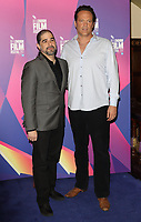 Vince Vaughn and Director S. Craig Zahler at the BFI London Film Festival screening of Brawl In Cell Block 99 at the Empire Haymarket, London on October 11th 2017<br /> CAP/ROS<br /> &copy; Steve Ross/Capital Pictures