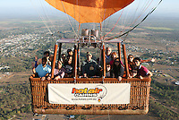 20131019 19 October Hot Air Balloon Cairns