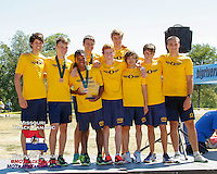The O'Fallon Township (IL) Boys captured their second straight Varsity Green title at the 2013 Forest Park Cross Country Festival.
