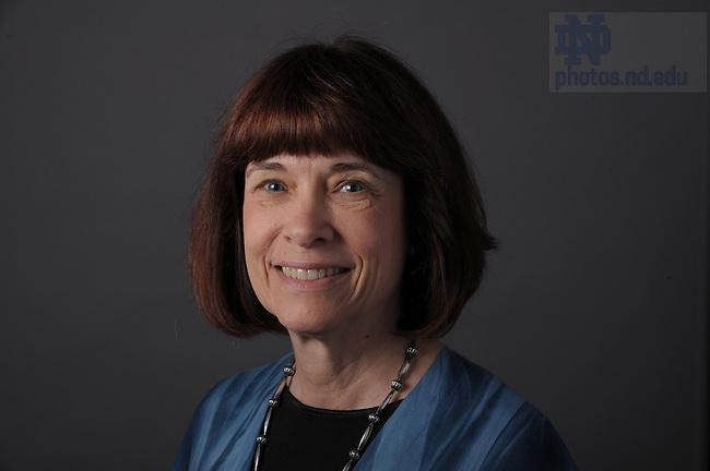 Sallie Hood for Forum blog..Photo by Matt Cashore/University of Notre Dame
