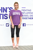 Sam and Billie Faiers<br /> at the launch WALK IT London for Crohn&rsquo;s &amp; Colitis UK charity walk, Embankment, London.<br /> <br /> <br /> &copy;Ash Knotek  D3128  04/06/2016