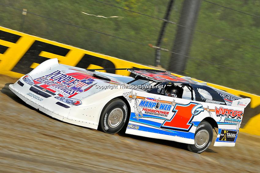 Jun 8, 2011; 6:37:12 PM; Rossburg, OH., USA; The 7th running of the Gillette Fusion ProGlide Prelude to the Dream  Dirt Late Models at the Eldora Speedway.  Mandatory Credit: (thesportswire.net)