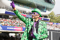 The best dressed fan? during Pakistan vs Bangladesh, ICC World Cup Cricket at Lord's Cricket Ground on 5th July 2019