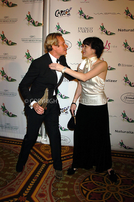 WWW.ACEPIXS.COM . . . . .  ....October 18, 2006, New York City. ....Carson Kressley and Bebe Neuwirth attend the 2006 QVC presents 'FFANY Shoes on Sale' a Benefit for Breast Cancer Research and Initiatives.....Please byline: AJ Sokalner - ACEPIXS.COM..... *** ***..Ace Pictures, Inc:  ..(212) 243-8787 or (646) 769 0430..e-mail: info@acepixs.com..web: http://www.acepixs.com