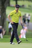 Zach Johnson (USA) walks onto the 9th green during Sunday's Final Round of the WGC Bridgestone Invitational 2017 held at Firestone Country Club, Akron, USA. 6th August 2017.<br /> Picture: Eoin Clarke | Golffile<br /> <br /> <br /> All photos usage must carry mandatory copyright credit (&copy; Golffile | Eoin Clarke)