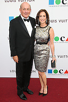 LOS ANGELES, CA, USA - MARCH 29: Bruce Karatz, Lilly Tartikoff Karatz at the MOCA's 35th Anniversary Gala Presented By Louis Vuitton held at The Geffen Contemporary at MOCA on March 29, 2014 in Los Angeles, California, United States. (Photo by Celebrity Monitor)