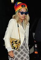 Rita Ora Spotted In London