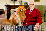 Michael O'Connor  from Killarney is 102 Year Old here with his faithful dog Rua