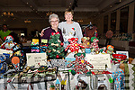 Paula Casey and Pauline Lucas at the Dingle Christmas Craft Fair at the Skellig Hotel on Sunday.