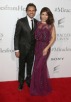 "09 March 2016 - Hollywood, California - Eugenio Derbez, Alessandra Rosaldo. ""Miracles From Heaven"" Los Angeles Premiere held at ArcLight Hollywood. Photo Credit: Sammi/AdMedia"