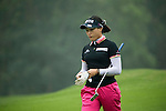 Han Sol Ji of South Korea at the 14th hole during Round 3 of the World Ladies Championship 2016 on 12 March 2016 at Mission Hills Olazabal Golf Course in Dongguan, China. Photo by Victor Fraile / Power Sport Images