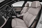 Front seat view of a 2013 Bmw SERIES 5 ActiveHybrid 5 4 Door Sedan 2WD