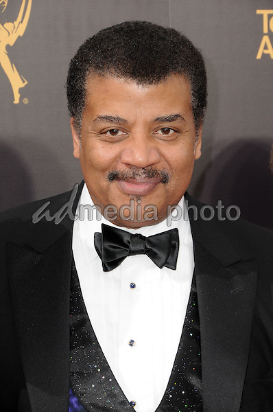 11 September 2016 - Los Angeles, California. Neil Degrasse. 2016 Creative Arts Emmy Awards - Day 2 held at Microsoft Theater. Photo Credit: Birdie Thompson/AdMedia