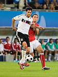 Michael Ballack, Euro 2008. Germany-Poland in Klagenfurt (Austria) 06082008.