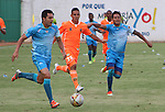 Jaguares superó 2-1 a Envigado en el estadio municipal de Montería por la décima fecha del Apertura Colombiano. Martín Arzuaga se reportó en el marcador por duplicado, mientras que Ángelo Rodríguez igualó parcialmente las acciones.