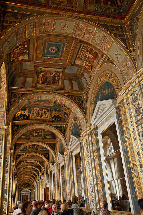 The Winter Palace with it's Hermitage is the ultimate symbol of the Russian Empire and the world's greatest art