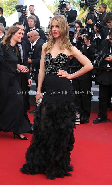 """WWW.ACEPIXS.COM . . . . .  ..... . . . . US SALES ONLY . . . . .....May 18 2012, Cannes....Heike Makatsch at the premiere of """"Lawless"""" at the Cannes Film Festival on May 18 2012 in France ....Please byline: FAMOUS-ACE PICTURES... . . . .  ....Ace Pictures, Inc:  ..Tel: (212) 243-8787..e-mail: info@acepixs.com..web: http://www.acepixs.com"""