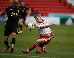 Jake Wright of Sheffield Utd during the Professional Development League match at Bramall Lane Stadium, Sheffield. Photo credit should read: Simon Bellis/Sportimage