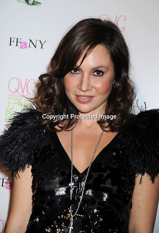 "socialite Fabiola Beracasa.at The QVC ""FFANY Shoes on Sale""Gala to benefit breast cancer research on October 15, 2008 at The Waldorf Astoria Hotel in New York City. ..Robin Platzer, Twin Images"