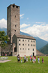 Switzerland - Bellinzona