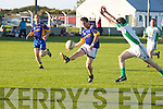 Ballyduff v Ballymacelligott in the Div 4 County League on Saturday in Ballyduff.  ..