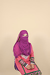 Musarrat Parveen, Basit Ali's wife.